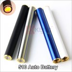 AUTO 510 Battery with Diamond for E-cigarettes high quality 280mah Rebuildable 510 battery online wholesale