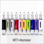 eVod Atomizer Replaceable Coil with MT3 H2 Protank cartomizer