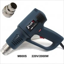 M800s Industrial 2000W heat gun High temperature newest air heating gun for shrink wrap wholesale china