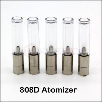 Replaceable 808D Clearomizer for 808D-1 Battery Electronic Cigarettes 808d atomizer