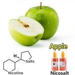 50ml Dekang Apple Nicotine Salt E-liquid e-juice