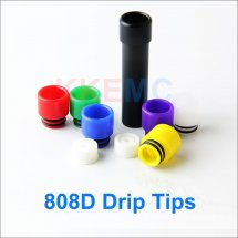 808D drip Tips for Disposable 808d cartomizer e-Cigarettes small 808d drip tips