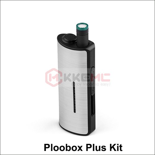 Kamry Ploobox Plus Box Mod 650mAh Heating Battery Variable Voltage Vape Mods For Ploom Tech Cartridge