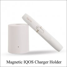 Magnetic IQOS charger holder IQOS e-cigarette usb charger with USB Cable