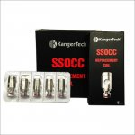 100% Original KangerTech Upgraded SSOCC Coils for Nebox & Topbox & Subvod & Subtank series(5pcs)
