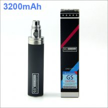 Black-GS EGO II 3200mah Battery for CE4 CE5 CE6 aspire Nautilus Mini Tank