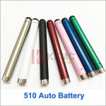 AUTO CE3 battery e cigarettes for wax oil cartridge vaporizer 280mAh 510 Battery Wireless USB Charger