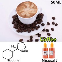 50ml Dekang Coffee Nicotine Salt E-liquid e-juice