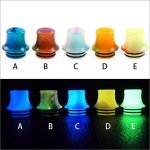 Epoxy Resin 810 Drip Tips Glow in the Dark