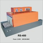 RS-400 auto tunnel shrink wrap machine shrink film packaging machine shrink seals machine