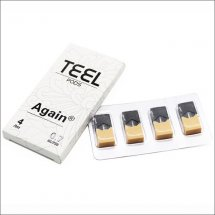 Empty Teel Pods/Cartridges(4-Pack)