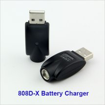 808D-X USB Charger for 808D and 808D-X Battery Electronic cigarettes