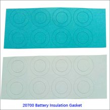 20700 battery anode insulation electrode gasket Insulator Ring
