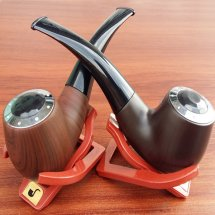 E-pipe 628 Wood Grain Electronic Cigarette Pipe