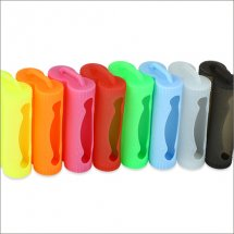 Battery silicone protective sleeve Silicone Case for Dual 18650 Batteries