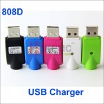 Wireless USB Charger for 808D-1 Battery or 901 battery Electronic cigarettes USB Charger With protection