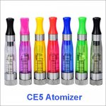 Long Wick CE6 Atomizer for EGO Series Electronic cigarettes Vision ce5 clearomizer
