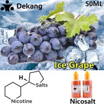50ml Dekang ICE Grape Nicotine Salt E-Juice