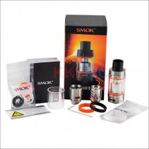 100% Original SMOK TFV8 Tank Full Kit 6ml Top Refill Adjustable airflow Sub Ohm Tank For 510 thread Box Mod