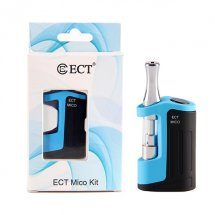 ECT Mico Kit Upgraded version Preheat CBD Vape Kit