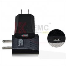 USB AC Adapter DC 5V.1A US EU USB Wall charger for Electronic Cigarettes