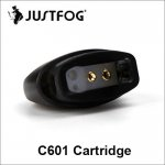 Original 3pcs JUSTFOG C601 cartridge 1.7ml for C601 Battery