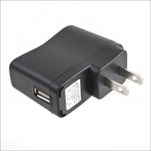 USB Wall Charger eGo series Electronic Cigarettes USB AC Adapter DC 5V.1A US EU