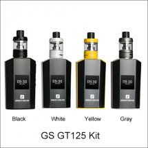 GS GT125 business style 4800mah / HD color screen / intelligent voltage regulation kit
