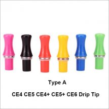 Colorful Drip Tips Mouthpiece for CE4 CE4+ CE4S CE5S CE5 CE5+ CE6 CE6+ Atomizer