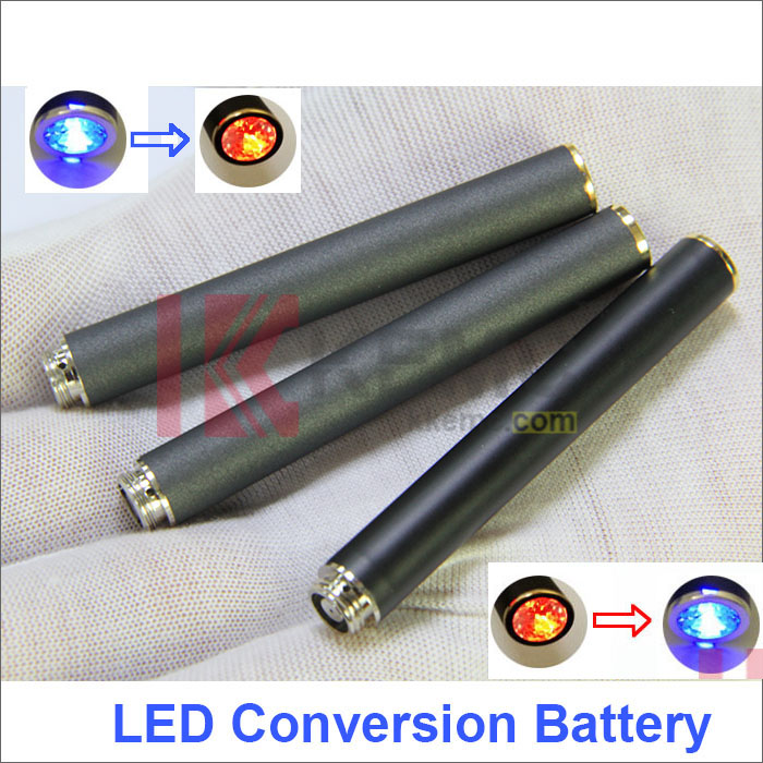 Red LED Conversion Blue LED Light 808D-1 battery
