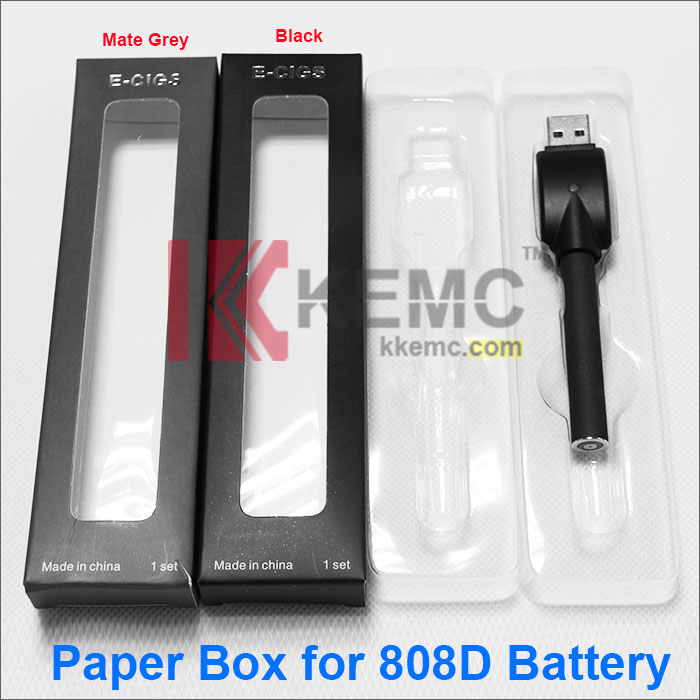 Paper box for 808d-1 battery