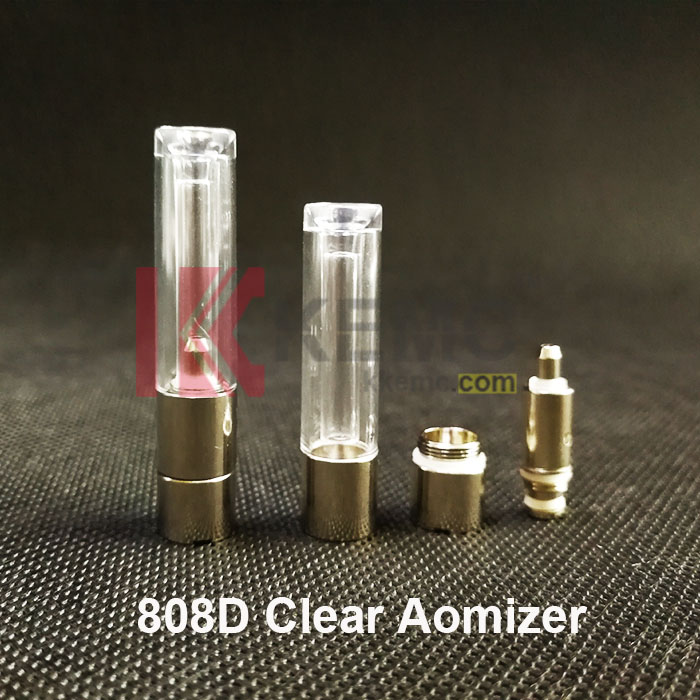 808d clear atomizer for 808d battery