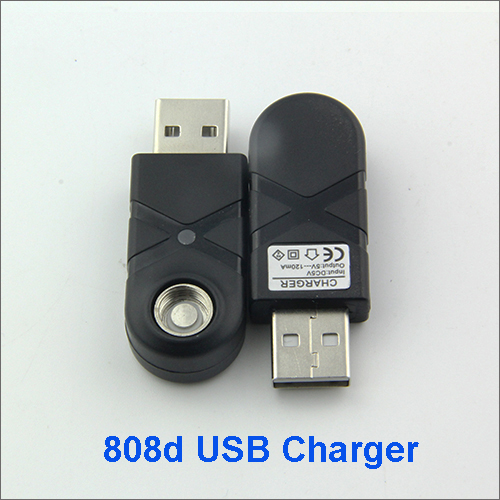 Wireless 808D USB Charger for Ploom battery Electronic Cigarettes 808d-1 battery usb charger