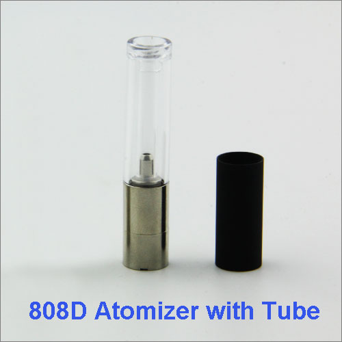 Replaceable 808D Glass atomizer with Tube for Ploomtech Electronic Cigarettes