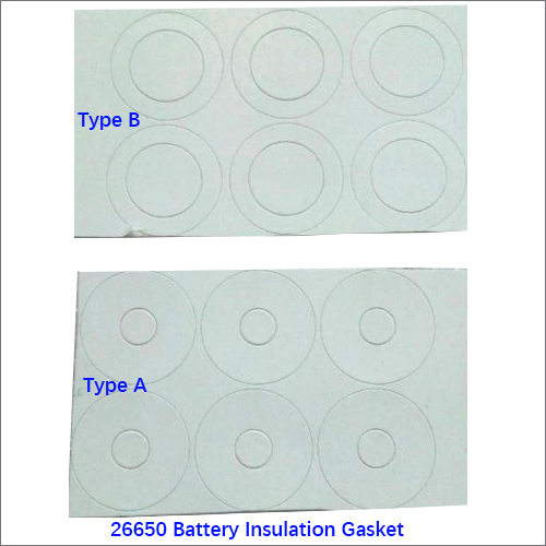 26650 lithium battery insulation mat | 26700 insulation gasket China wholesale