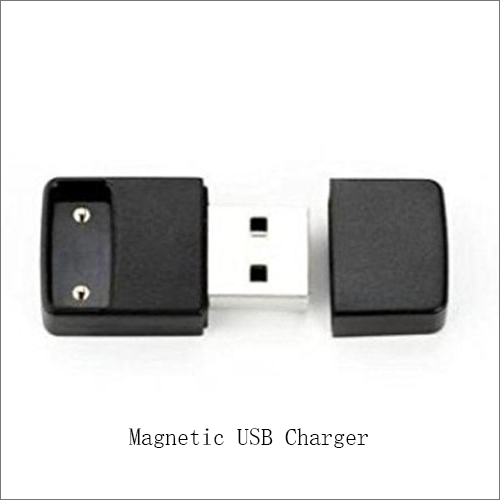 Magnetic USB Charger for V2 COCO JUUL Flat Batteries Electronic Cigarettes