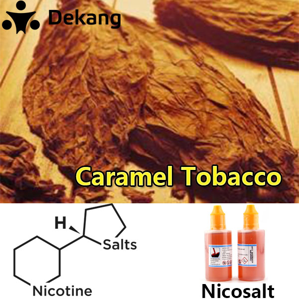 50ml Dekang Caramel tobacco Nicotine Salt E-liquid