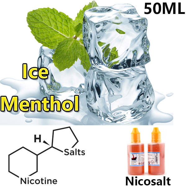 Menthol Ice-100% Dekang 50ml NicoSalt E-Liquid wholesale