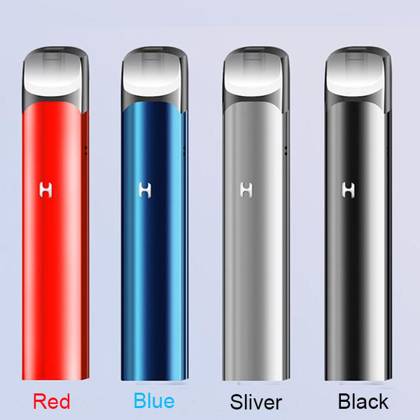 Pod Systems Ecig  Starter Kit G19 Vape Pod  400mAh 1.6ML mini electronic cigarette Fresh smoker and experience smoker