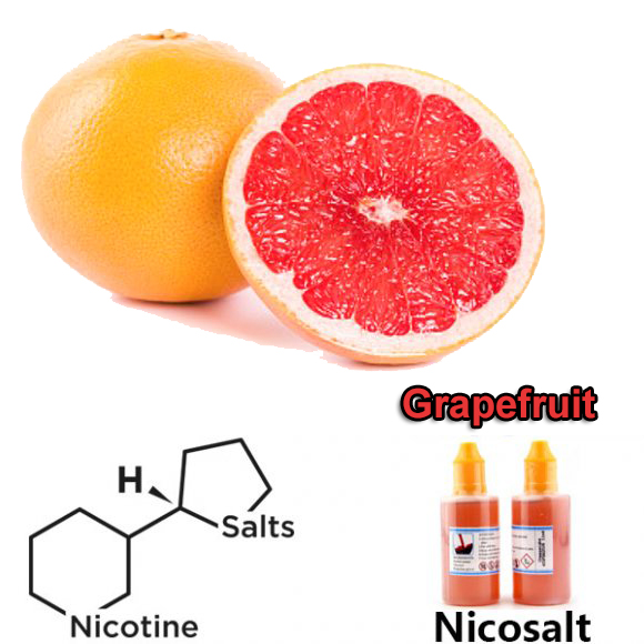 50ml Dekang Grapefruit Nicotine Salt E-liquid e-juice